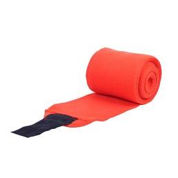 QHP-Bandage-fleece-oranje